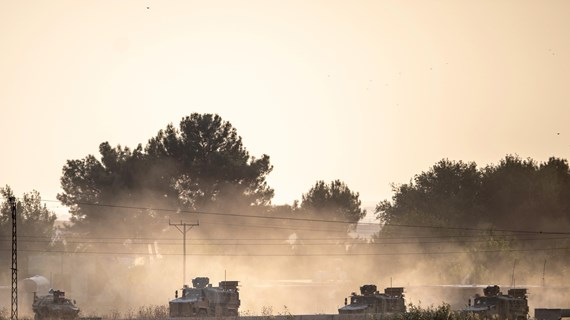 [Mega Story] Vì sao Thổ Nhĩ Kỳ muốn tấn công người Kurd ở Syria?