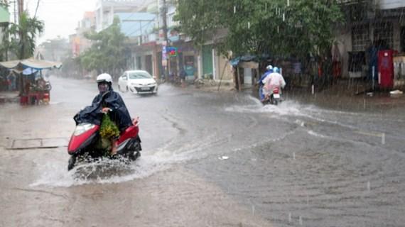 Bão số 6 bắt đầu ảnh hưởng trực tiếp đến các tỉnh Bình Định-Khánh Hòa