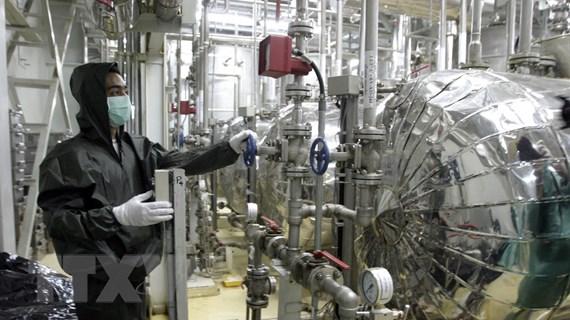 IAEA tiết lộ Iran làm giàu urani tại địa điểm chưa từng công bố