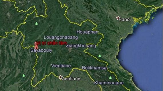 Động đất tại Lào và Thái Lan không gây nguy hiểm cho Việt Nam