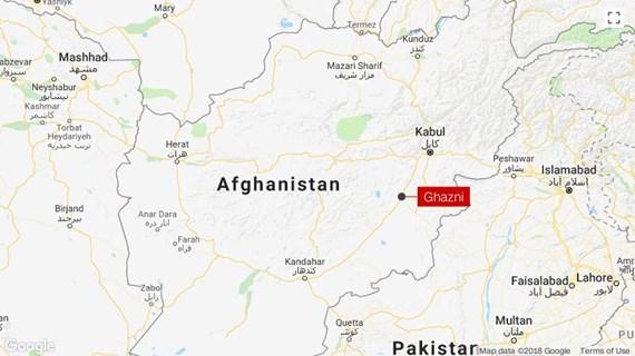 Afghanistan: 7 nhân viên an ninh quay súng bắn đồng đội, 23 người chết