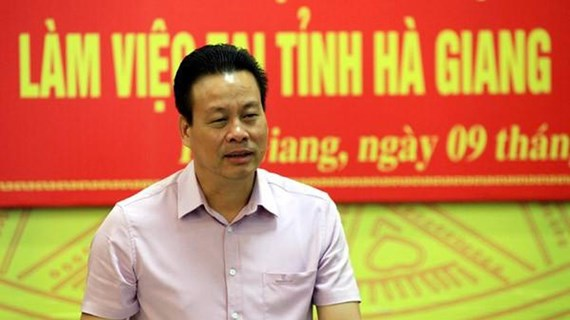 Thủ tướng Chính phủ ký quyết định thi hành kỷ luật một số cán bộ