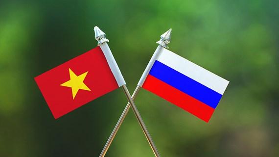 Họp báo kỷ niệm 70 năm quan hệ ngoại giao Việt Nam-Liên bang Nga