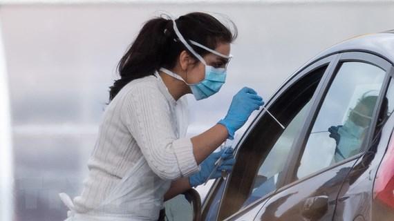 Diễn biến COVID-19 sáng 2/4: Toàn cầu tăng 74.405 ca nhiễm mới