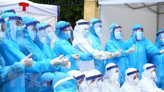 Người dân Việt Nam rất cảm ơn, tự hào về đội ngũ y, bác sỹ