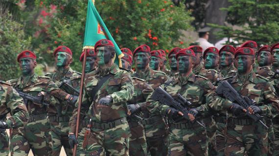 Quân đội Azerbaijan diễn tập tăng cường khả năng phản công