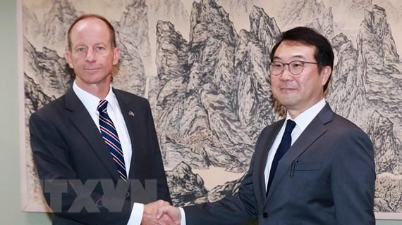 Mỹ sẵn sàng nối lại các cuộc đàm phán hạt nhân với Triều Tiên