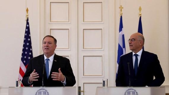 Mỹ đề cao vai trò của Hy Lạp đối với sự ổn định khu vực