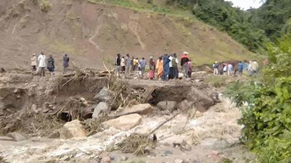 Lở đất sau mưa lớn khiến hơn 22 người thiệt mạng tại Ethiopia