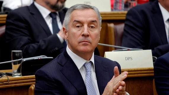 Montenegro: Ông Djukanovic đắc cử tổng thống ngay tại vòng 1