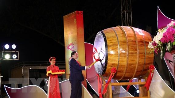Nô nức khai hội mùa Xuân Côn Sơn-Kiếp Bạc năm 2019
