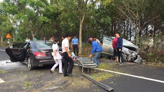 Khởi tố lái xe gây tai nạn trên cao tốc Liên Khương-Đà Lạt
