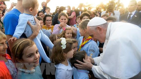 Giáo hoàng Francis bắt đầu chuyến thăm 2 ngày tới Maroc
