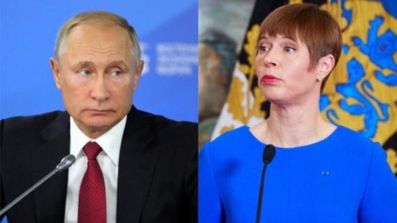 Dấu hiệu cải thiện trong quan hệ giữa Nga và Estonia