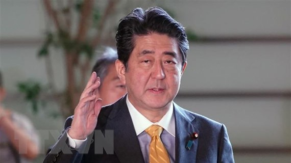 Thủ tướng Nhật thăm châu Âu và Bắc Mỹ chuẩn bị cho Hội nghị G20