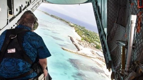 LHQ cảnh báo nước biển dâng nhấn chìm quốc đảo Tuvalu