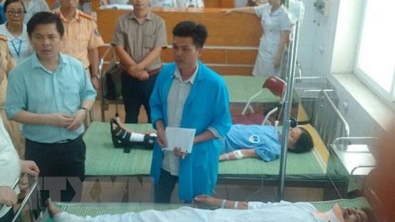 Bộ trưởng GTVT chỉ đạo điều tra vụ tai nạn thương tâm ở Hải Dương