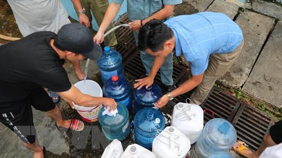 Không để thiếu điện tại khu vực sản xuất nước sạch tại Hà Nội