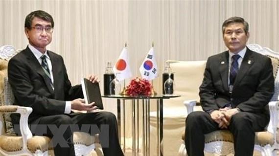 Hàn Quốc, Nhật Bản chưa giải quyết được vướng mắc về GSOMIA