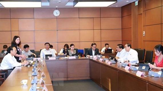 Quốc hội sẽ thông qua nghị quyết về phát triển vùng dân tộc thiểu số