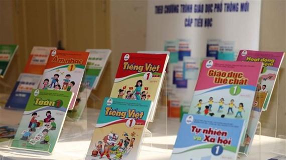 Bộ Giáo dục phê duyệt danh mục sách giáo khoa tiếng Anh lớp 1