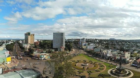 Công nhận thành phố Pleiku là đô thị loại I trực thuộc tỉnh Gia Lai