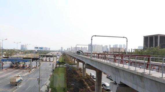 Dự án tuyến metro số 1 TP.HCM kỳ vọng bứt tốc trong năm 2020