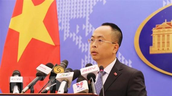 Việt Nam phối hợp chặt chẽ với Trung Quốc và các nước để ngăn dịch