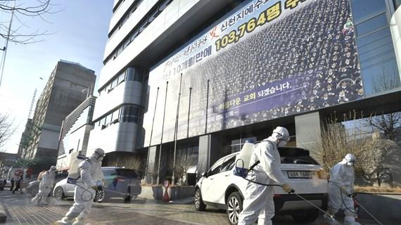 Hàn Quốc: 10.000 thành viên giáo phái Shincheonji vào diện tự cách ly