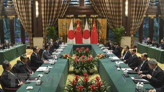 """Nhật Bản """"lạc điệu"""" với đồng minh trong ứng xử với Trung Quốc"""