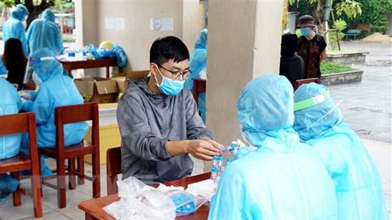 Đà Nẵng đề nghị được hỗ trợ về nhân lực y tế để phòng, chống COVID-19