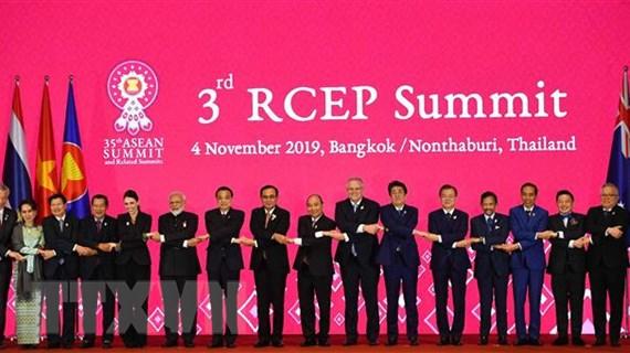 Quá trình đàm phán RCEP đã bước vào giai đoạn cuối cùng