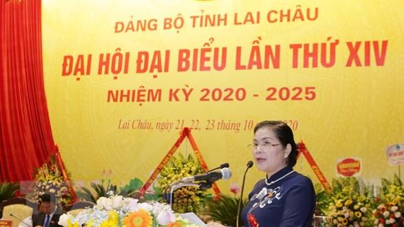 Đảng bộ tỉnh Lai Châu thống nhất 4 nhiệm vụ đột phá đến năm 2030