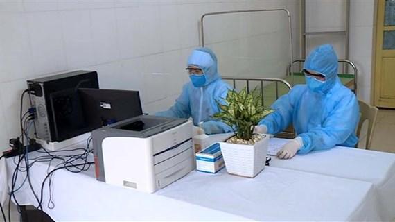 Hà Nội thông tin về 2 trường hợp dương tính với SARS-CoV-2