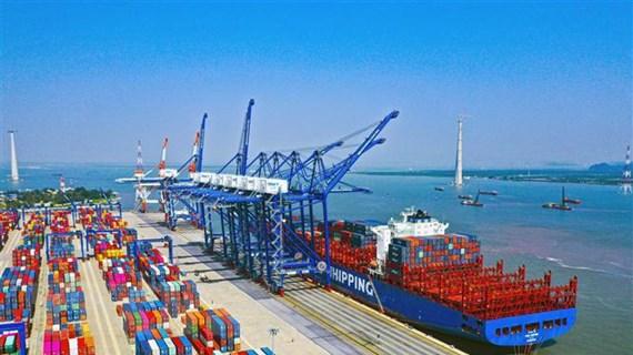 Hải Phòng đầu tư xây dựng 2 bến container tại Khu bến cảng Lạch Huyện