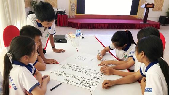 Hội đồng trẻ em - Diễn đàn cho trẻ em bày tỏ nguyện vọng, quan điểm