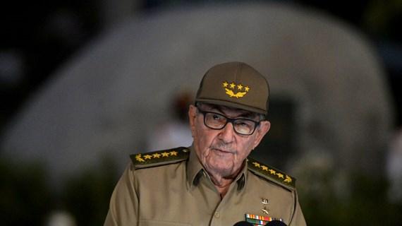 Đại tướng Raúl Castro sẽ rời cương vị lãnh đạo Đảng Cộng sản Cuba