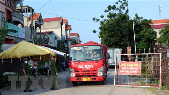 Dịch COVID-19: Nghệ An và Bắc Ninh ghi nhận thêm các ca dương tính