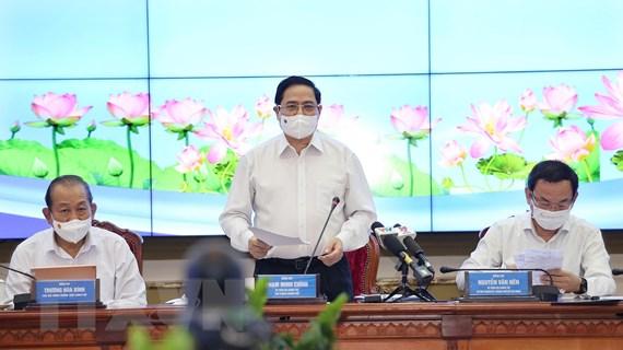 Thành phố Hồ Chí Minh cần giải pháp căn cơ, đột phá để phát triển