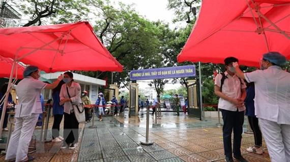 Những thành công của kỳ thi tuyển sinh vào lớp 10 tại Hà Nội