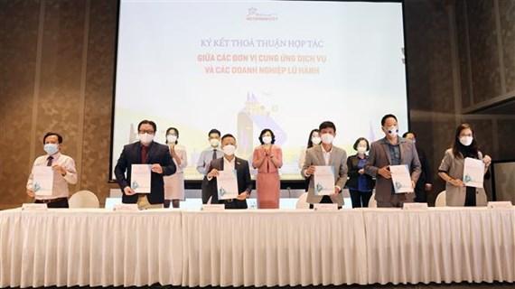 TP.HCM lên kế hoạch phục hồi du lịch cuối năm 2021 và năm 2022