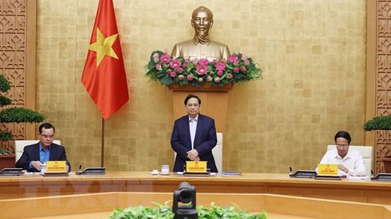 Thủ tướng: Chính phủ luôn tạo điều kiện để Công đoàn hoạt động tốt hơn