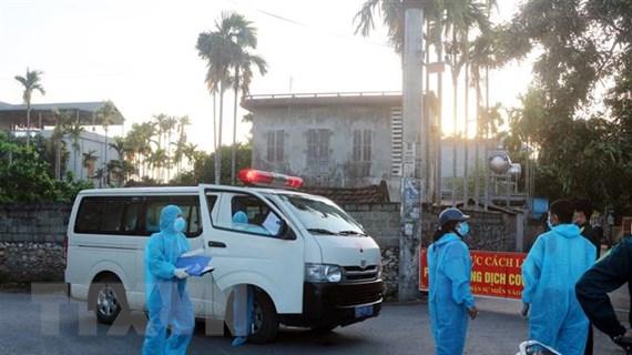 Tình hình COVID-19 tại Hà Nam, Đà Nẵng, Nghệ An, Bạc Liêu, Long An