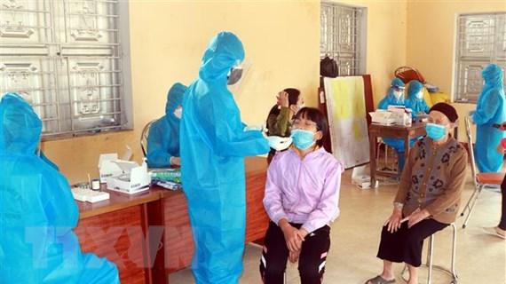 Tập trung kiểm soát ổ dịch mới phát hiện tại thành phố Nam Định