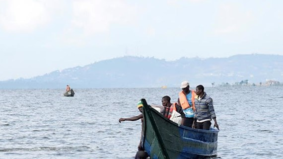 Uganda: Lật thuyền trên trên hồ Albert, nhiều người thiệt mạng