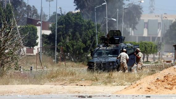 LHQ cảnh báo 'cuộc chiến dai dẳng và đẫm máu' tại Libya