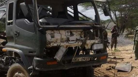 Phiến quân al-Shabab liên tiếp tấn công tại Kenya và Somalia