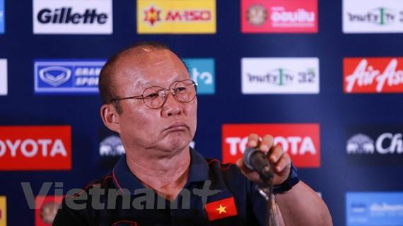 HLV Park Hang-seo: 'Tôi không vội ký hợp đồng mới với VFF'