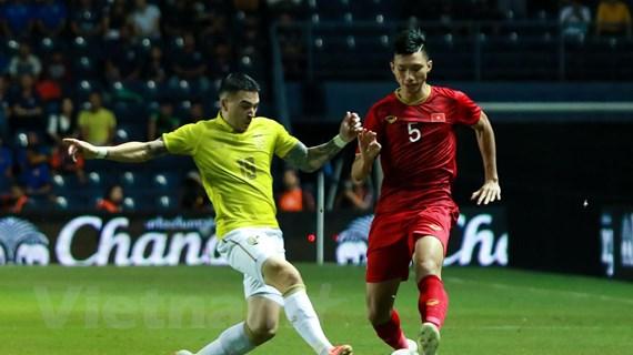 FIFA: Bảng của đội tuyển Việt Nam ở vòng loại World Cup 'rất thú vị'