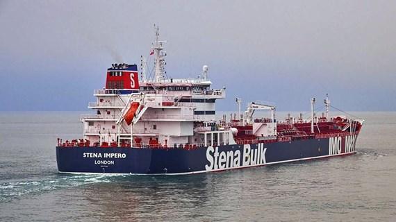 Vụ bắt tàu Stena Impero: Dấu hiệu 'giảm nhiệt' từ Iran và Anh
